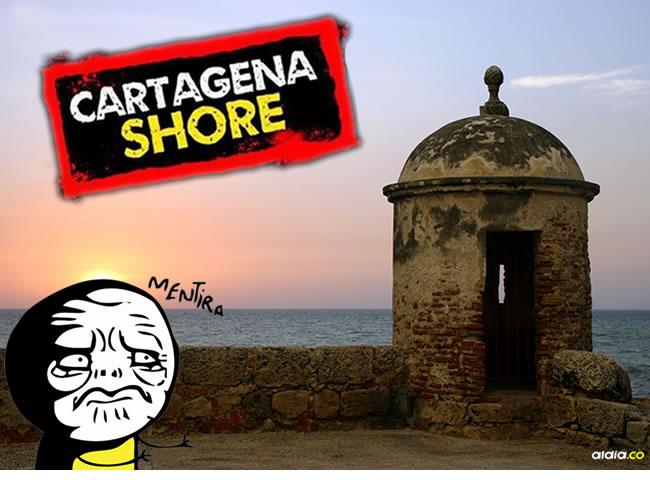 Cartagena ya no podrá disfrutar de una versión oficial de este reality | ALDÍA.CO