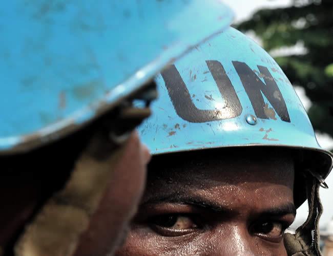 Durante los últimos meses los soldados de la ONU se han visto envueltos en diversos escándalos sexuales. | Foto: politicaexterior.com