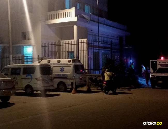 Montes Buelvas llegó al hospital de Ciénaga remitida desde Orihueca, sin embargo los médicos no lograron salvar su vida | Al Día