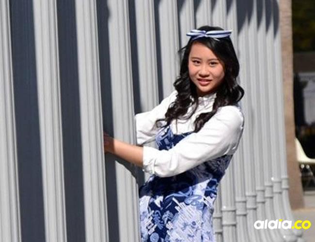 Cassandra Hsiao nació en Malasia pero emigró a Estados Unidos cuando todavía era una niña | Cortesía