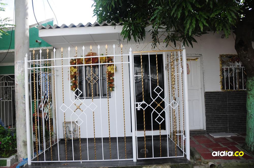 Esta es la viviendo donde fue asesinado el Concejal de Galapa   Al Día