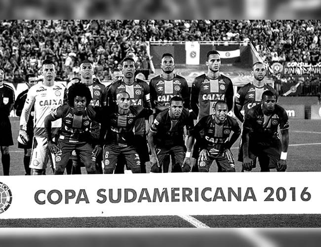 El club brasileño Chapecoense disputaba la División D hace apenas tres años. En Medellín se jugaba el partido más importante de su historia | AL DíA
