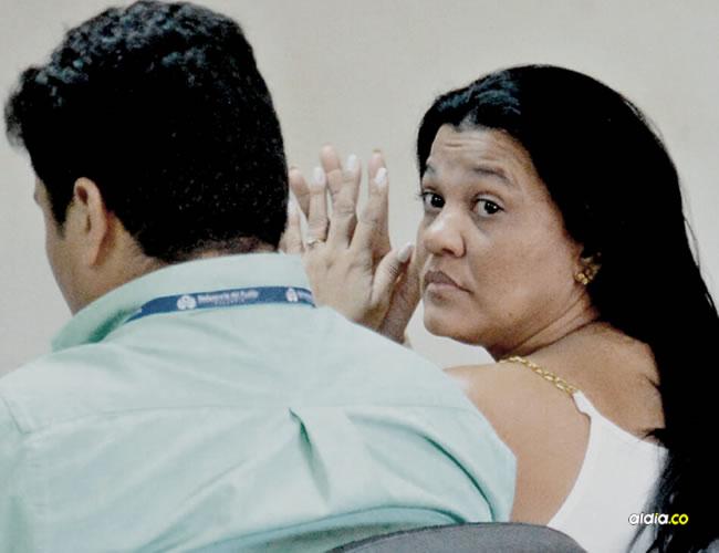 Shirley Coronado esta detenida desde septiembre del 2015, y había permanecido un año a la espera de ser condenada |  Al Día