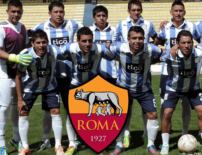 El Atlético Ciclón es un equipo recién ascendido al fútbol profesional Boliviano |Foto: Copasimonbolivar.com