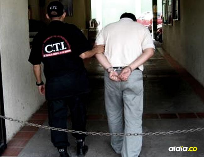 Los capturados no aceptaron los cargos imputados y fueron trasladados a un centro de reclusión carcelario.