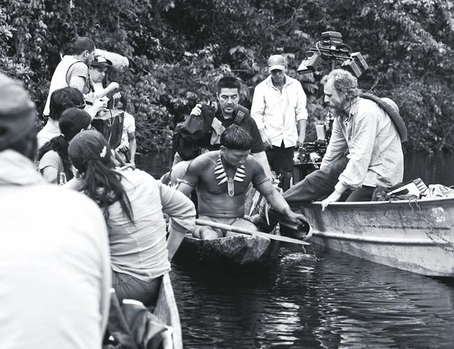 El largometraje El Abrazo de la Serpiente se ha presentado en múltiples festivales de cine de todo el mundo teniendo mucho éxito.   Foto: Archivo