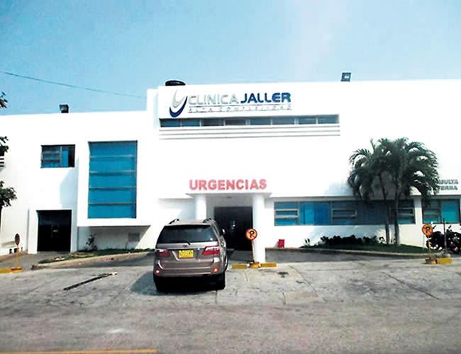 La Clínica Jaller aún no se pronunció al respecto | Foto: Archivo
