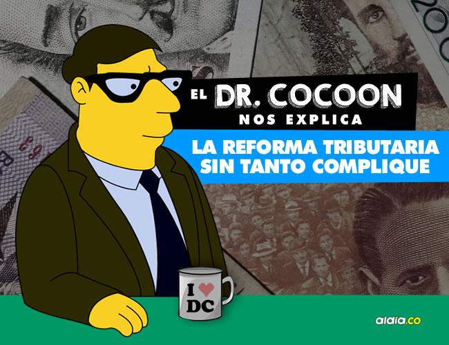 Cualquier cambio en los impuestos afecta directa o indirectamente a todos los colombianos. Lo cierto es que en esta reforma los impuestos nos suben a todos y proporcionalmente. | 20TH Century FOX