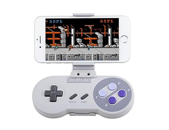 NES30 es una de las consolas más populares entre los nostálgicos | Foto: 8bitdo