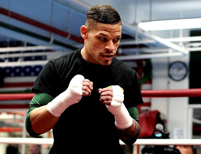 Orladon Cruz es uno de los primeros boxeadores en abanderar la causa LGBTI en el mundo