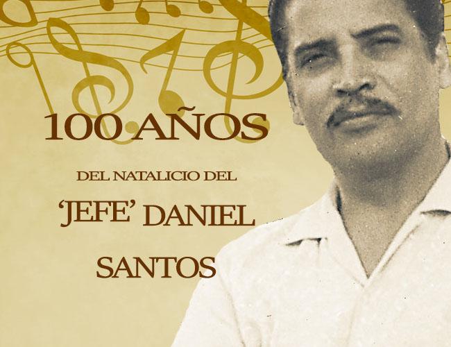 Daniel Santos también fue conocido como el 'Inquieto Anacobero' | Foto: Archivo