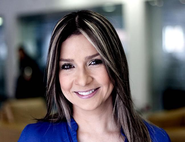 Vicky Dávila es Directora de la F.M y en agosto de 2015 se retiró de Noticias RCN para dedicarse a la radio | Foto: Elrunrun.net