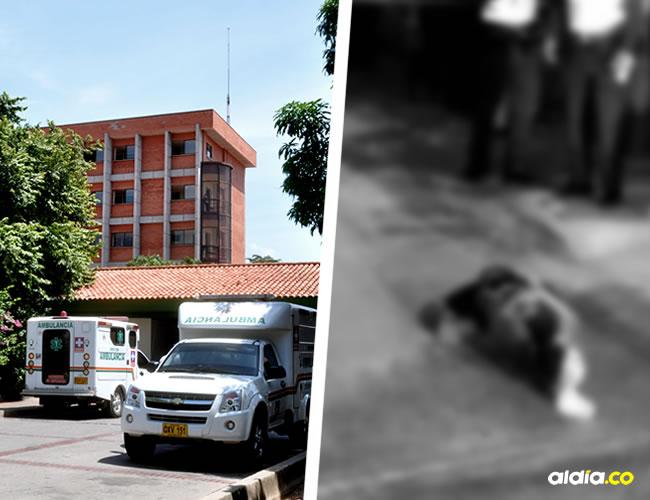 El joven agonizó por varios minutos en las calles de Valledupar | Al Día