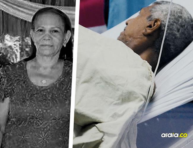 Lorenzo Pereira, de 67 años, está recluido en el hospital Rosario Pumarejo de López, debido a que intentó suicidarse de una puñalada en el abdomen. Los médicos indicaron que atraviesa por un cuadro severo de depresión. | Al Día