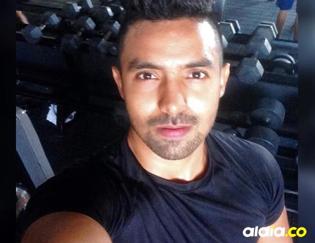 Julián Andrés Orozco Cruz, fallecido en accidente.