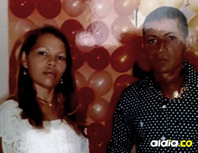 Karen María Luna Márquez, de 34 años, y su esposo Víctor Manuel Montes Márquez, de 36, quien se suicidó | CORTESÍA