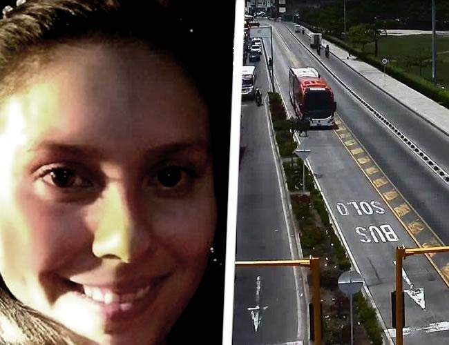 A Viviana Vargas le hurtaron el bolso que portaba en el momento del accidente, quedando sin documentos de identidad, por lo que había ingresado a Medicina Legal como NN.
