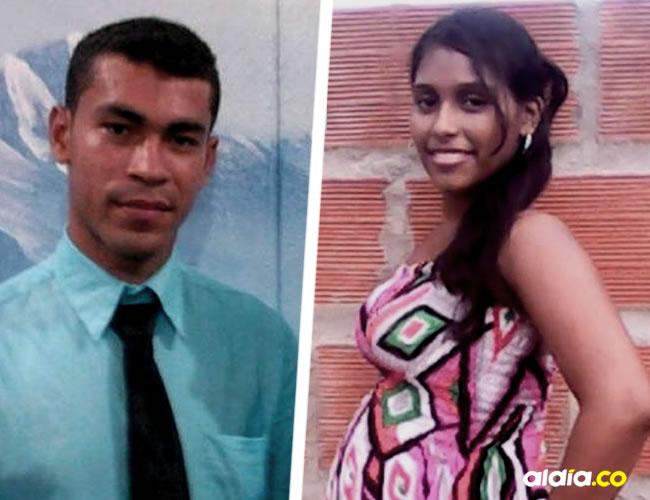 Karol Michel Martínez Ortiz se involucró con Trejos cuando tenía dos meses de embarazo | Cortesía