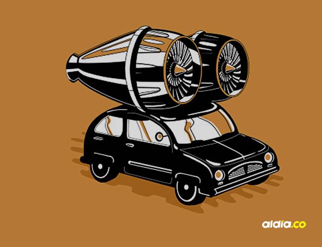 Los accesorios muchas veces sobrepasan la verdadera utilidad del carro | ALDÍA.CO