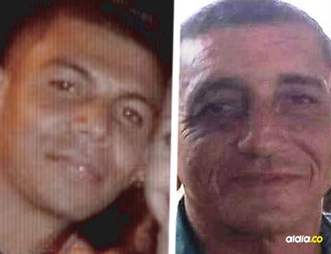 Luis Ángel Rivera y Albeiro Pérez Vergara   AL DÍA
