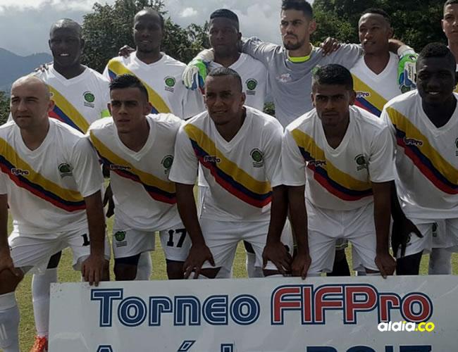 Este grupo de futbolistas sin equipo buscan una oportunidad de firmar un contrato con un equipo profesional | AS Colombia