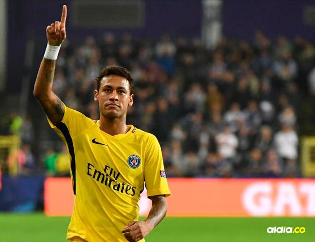 El acto de Neymar ha sido criticado por la prensa internacional.