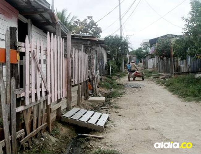 El hecho sucedió en la madrugada del lunes pasado en el barrio Zapato en Mano, en Valledupar.