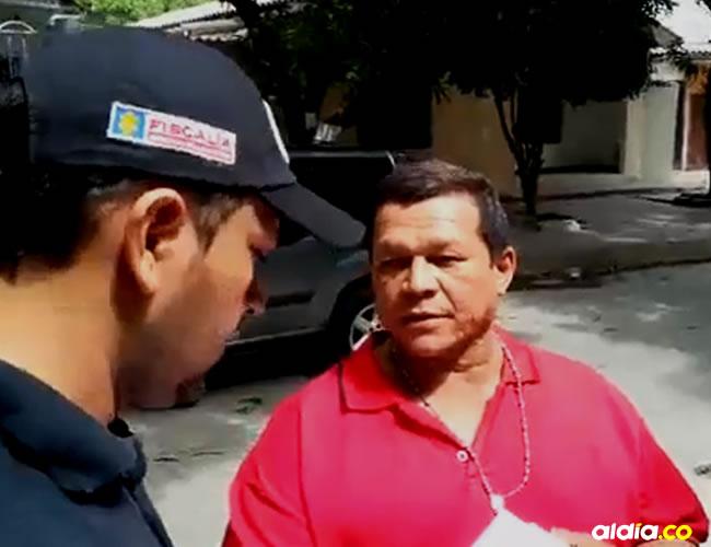 Captura y posterior judicialización de Manuel Esteban Pinto Jinete, actualmente preso en La Modelo | Al Día