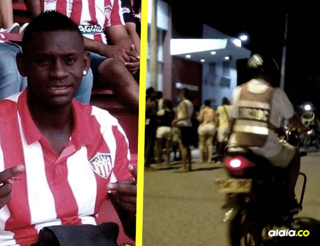 Héctor Manuel murió en el Hospital de La Manga. Las balas lo impactaron en la cabeza, abdomen y cadera |