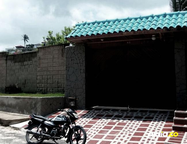 En esta casa ocurrió la tragedia de la electrocución del bebé, en la calle 3 No. 32-46, en Salgar.