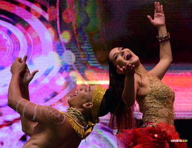 La reina del Carnaval, Valeria Abuchaibe, será la gran musa que danzará varios ritmos extranjeros en su coronación   Al Día