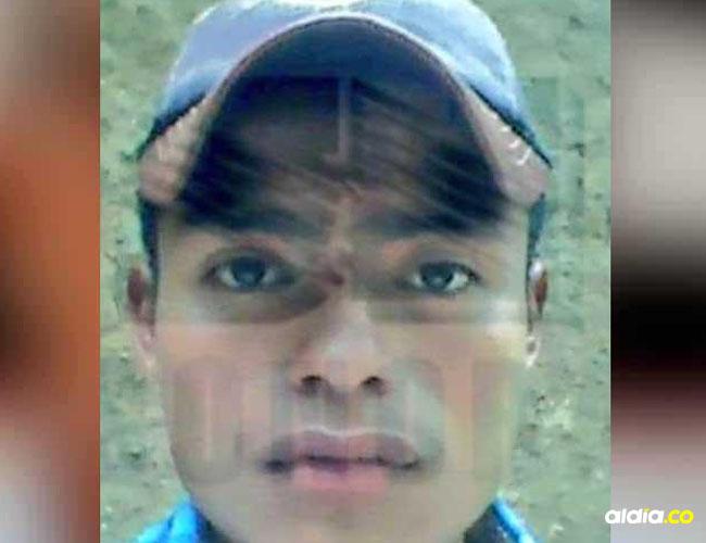 Juan Gabriel Zacarías Ramos, condenado. | Tomado de @juanVictorCas1