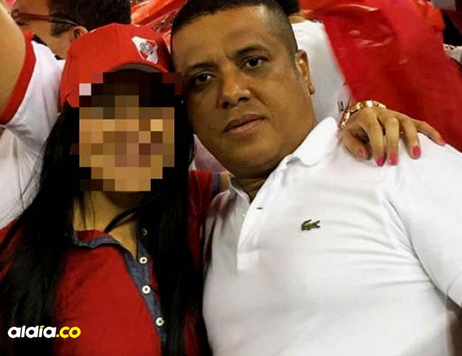 El hecho se presentó en el municipio de San Diego, a donde había llegado a pasar vacaciones con su familia, procedente de Argentina.   Facebook