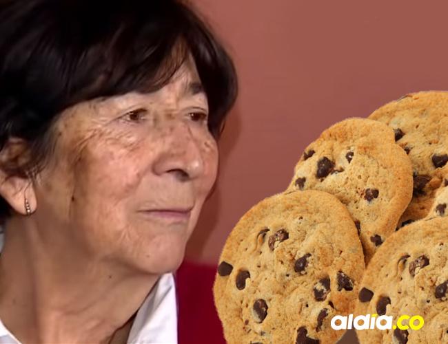 Clara Inés Forero de Ramírez de 75 años | Tomado de internet.