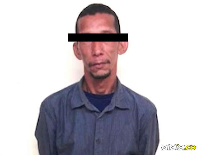 Giovanni Gregorio De la Hoz Cueva, capturado | Al Día