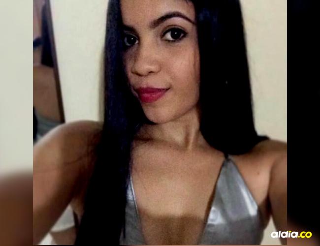 Kiara Marcela Hernández Tatis, joven muerta.   AL DÍA