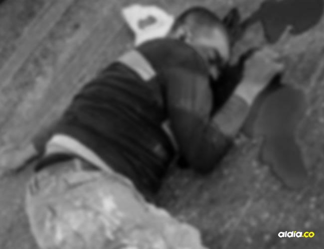 Jesús Rodrigo Arriola fallecido en accidente, en zona norte de Cartagena. | AL DÍA
