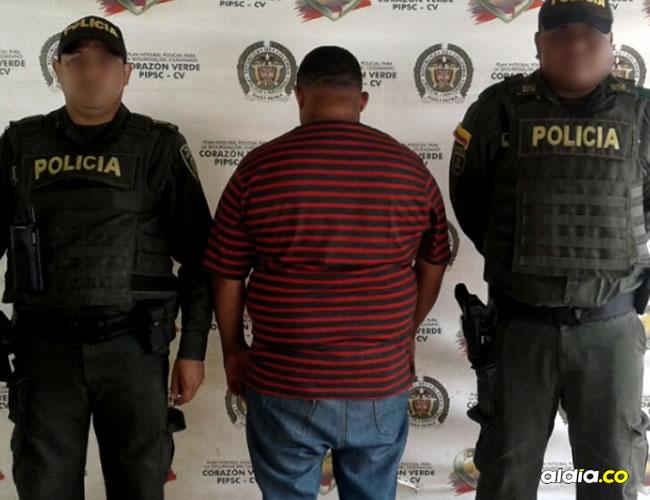 Las autoridades esperan legalizar la captura del agresor para dar a conocer su identidad | Cortesía
