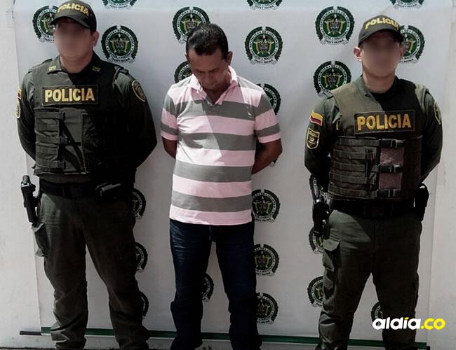 ndrés Alfonso Anaya Molina, de 47 años, y oriundo de El Difícil (Magdalena), capturado por lesiones personales al agredir a su propia esposa.  La