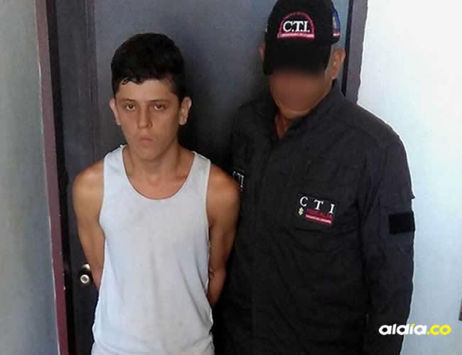 Edwin Mauricio Correa Velásquez, quien tenía vigente una condena a pagar por 63 meses de prisión el delito de lesiones personales | Al Día
