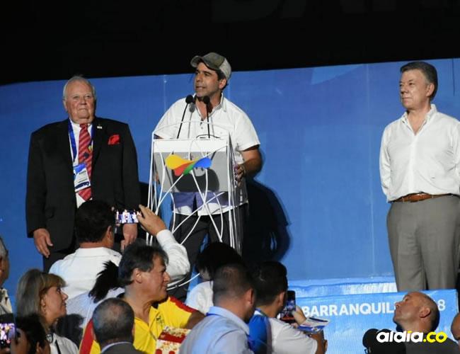 Char en la inauguración de los Juegos Centroamericanos y del Caribe. | Al Día
