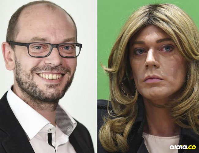 Markus Ganserer, que ahora se hace llamar Tessa Ganserer. | Tomada de AFP