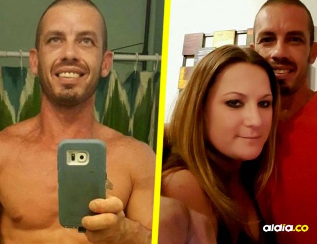 Jennifer y su novio Brad | Cortesía