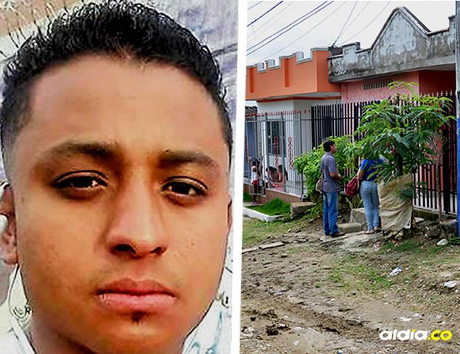 Carlos Alberto era el segundo de 4 hermanos y tenía unos 10 años de vivir en Bogotá | Al Día