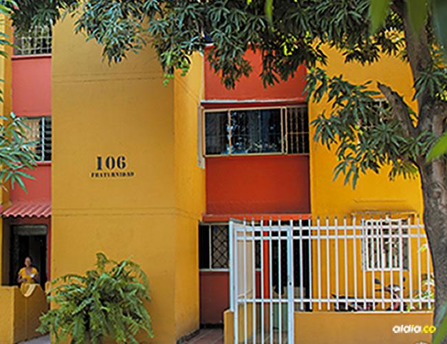 En el apartamento 401 del bloque 106, de la Ciudadela Metropolitana ocurrió el homicidio de Roque Núñez Suarez   AL DÍA