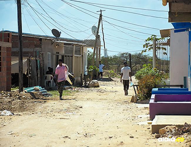 El asesinato de Richard de Jesús Castro, ocurrió en este lugar: calle 117 con carrera 13. | AL DÍA
