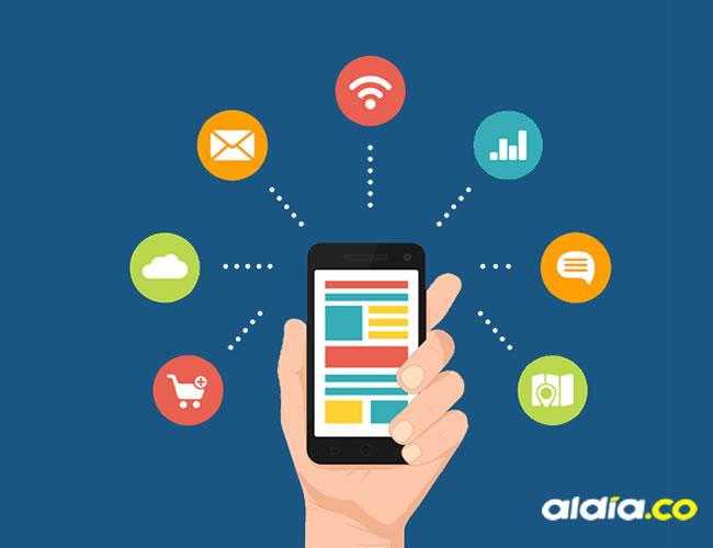 Contrario a lo que se piensa, no todas las 'apps' que usamos son extranjeras ni hechas por extranjeros | Cortesía