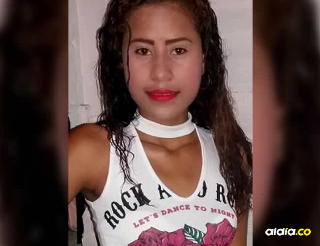 Wendy Paola Pérez Calderón permanece en el Camino Adela de Char, en Barranquilla | Al Día