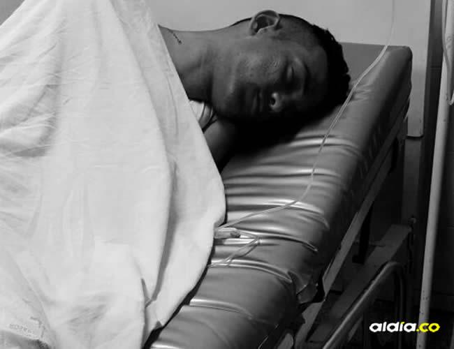Freddy Alfonso Mendoza Correa, de 26 años | Al Día