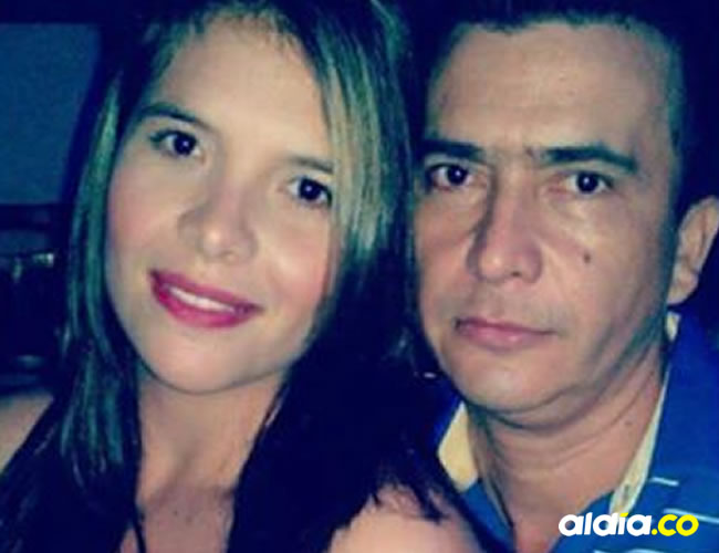 Norlis Tatiana Hernández, de 25 años, y José Rincón, de 42.